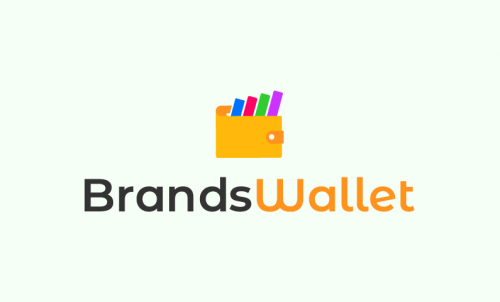 Brandswallet - Marketing startup name for sale