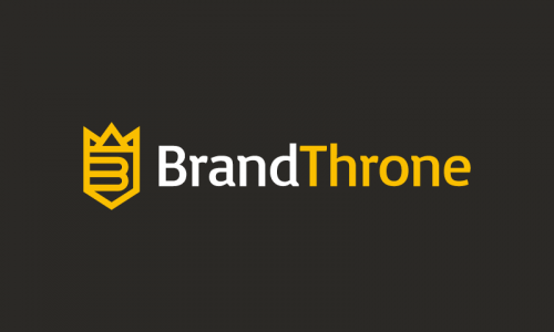 Brandthrone - Marketing business name for sale