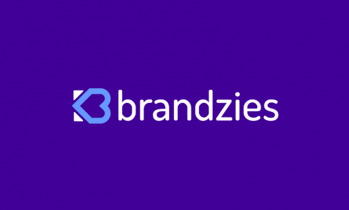 Brandzies - Marketing startup name for sale