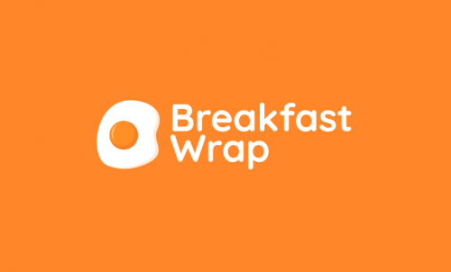 Breakfastwrap - Food and drink company name for sale
