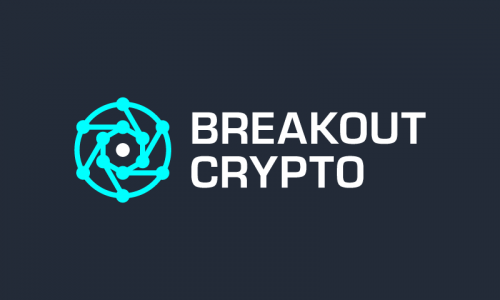 Breakoutcrypto - Cryptocurrency startup name for sale