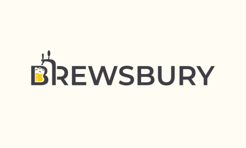 Brewsbury - Drinks business name for sale
