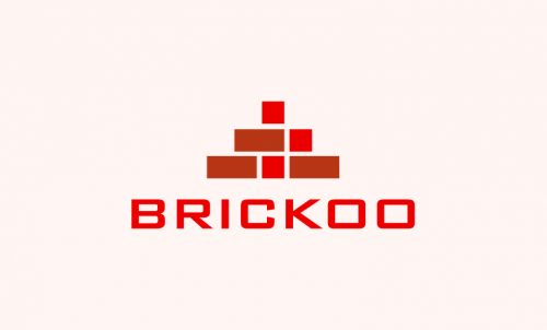 Brickoo - Real estate business name for sale