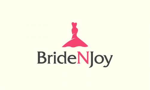 Bridenjoy - Weddings startup name for sale