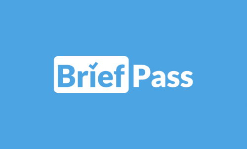 Briefpass - Business product name for sale