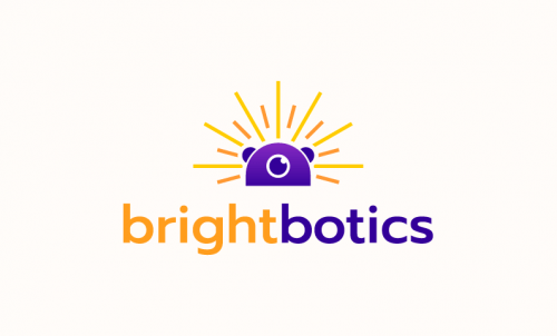 Brightbotics - Automation company name for sale