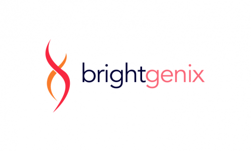 Brightgenix - Professional brand name relating to genetics