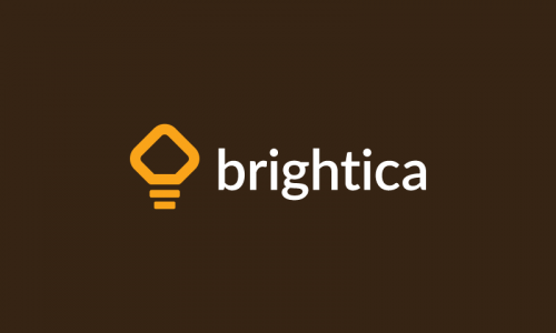 Brightica - Business domain name for sale