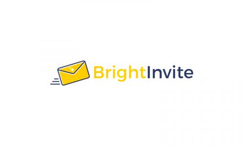 Brightinvite - E-commerce brand name for sale