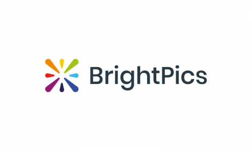 Brightpics - Photography startup name for sale