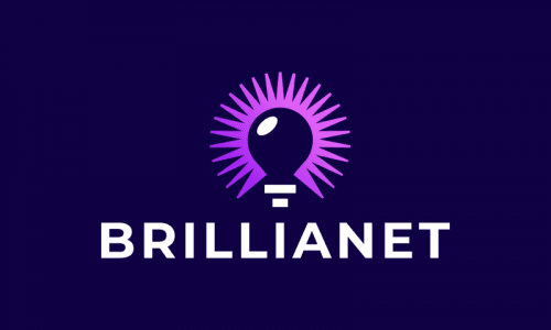 Brillianet - Business product name for sale