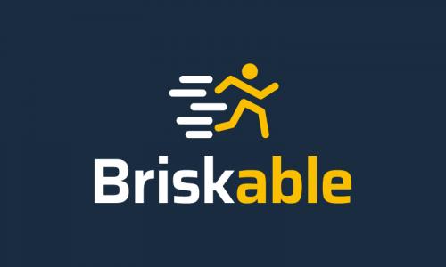 Briskable - Healthcare business name for sale