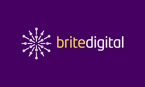 Britedigital - Possible company name for sale