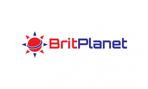 Britplanet - Technology startup name for sale