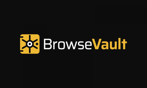 Browsevault - Internet startup name for sale