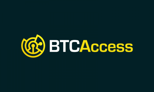 Btcaccess - Cryptocurrency brand name for sale
