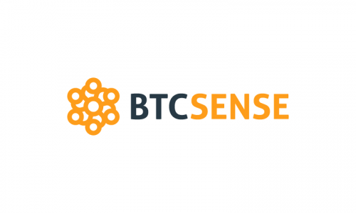 Btcsense - Cryptocurrency product name for sale