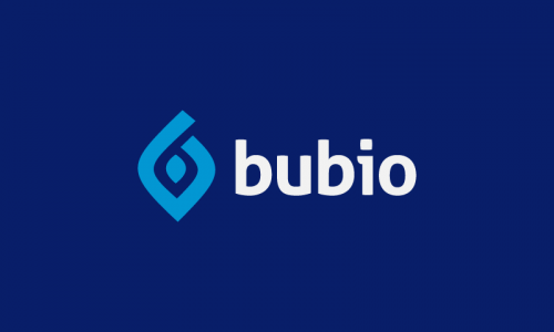 Bubio - Finance domain name for sale