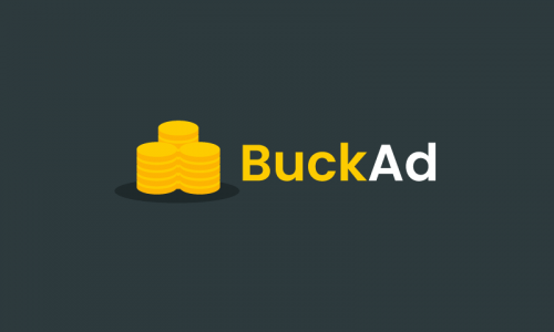 Buckad - Advertising brand name for sale