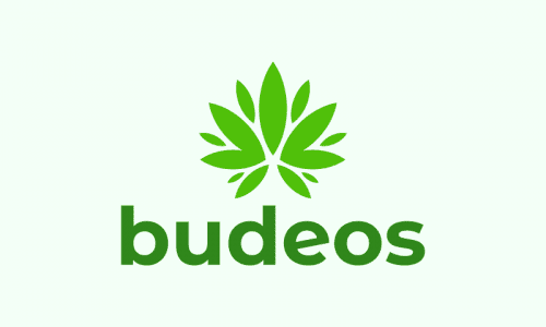 Budeos - Retail company name for sale