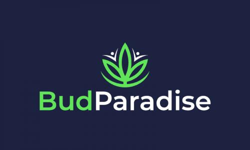 Budparadise - Farming startup name for sale