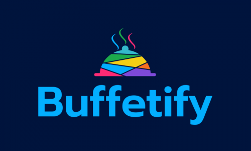 Buffetify - Retail startup name for sale