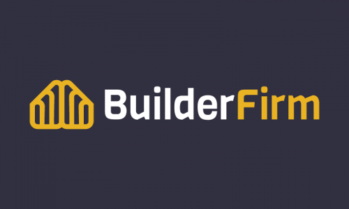 Builderfirm - Finance domain name for sale