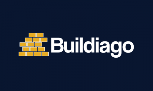 Buildiago - Construction business name for sale