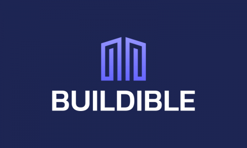 Buildible - Architecture business name for sale