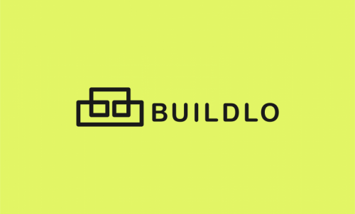 Buildlo - Construction startup name for sale