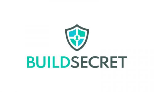 Buildsecret - Business brand name for sale