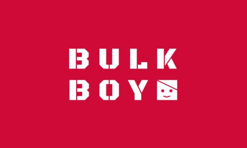 Bulkboy - E-commerce domain name for sale