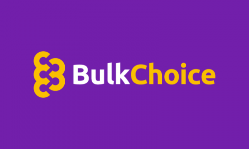Bulkchoice - E-commerce product name for sale