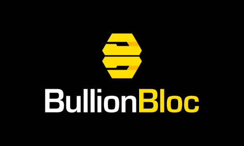 Bullionbloc - Cryptocurrency brand name for sale