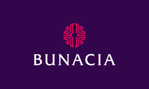 Bunacia - E-commerce business name for sale