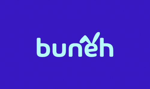 Buneh - Contemporary startup name for sale