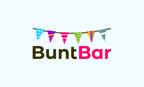 Buntbar - Hospitality startup name for sale