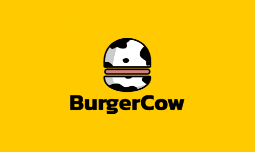 Burgercow - Modern product name for sale
