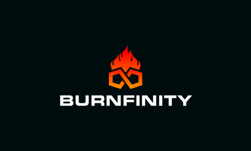 Burnfinity - Retail business name for sale