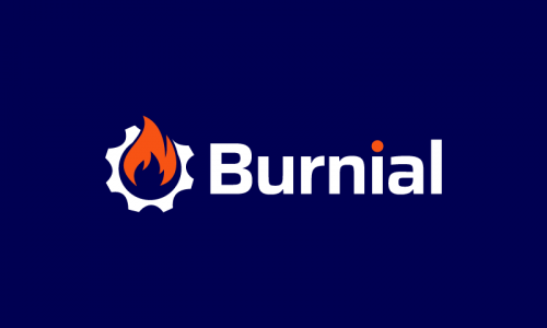Burnial - Technology brand name for sale
