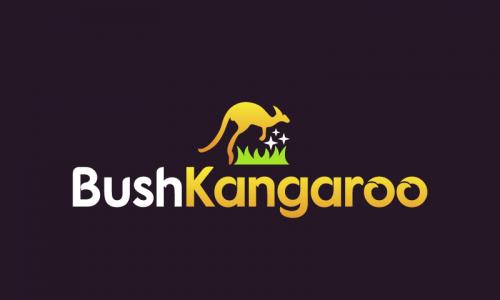 Bushkangaroo - Fitness brand name for sale