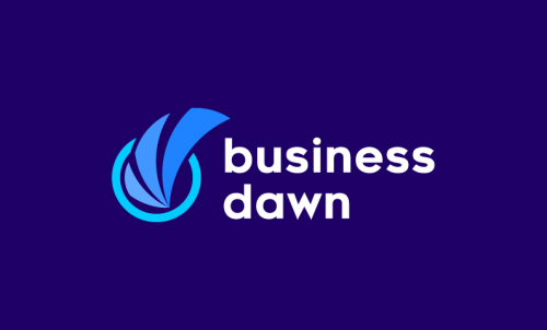 Businessdawn - Business domain name for sale