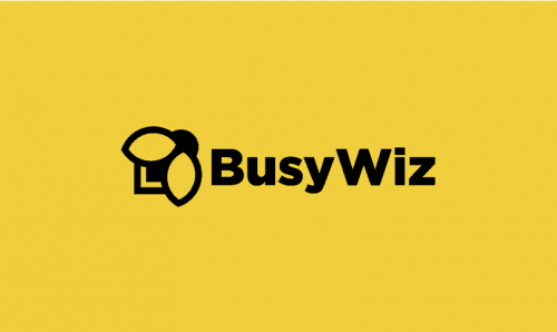 Busywiz - Approachable startup name for sale