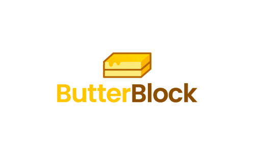 Butterblock - Consumer goods business name for sale
