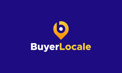Buyerlocale - Modern startup name for sale