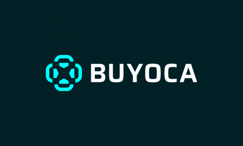 Buyoca - E-commerce startup name for sale