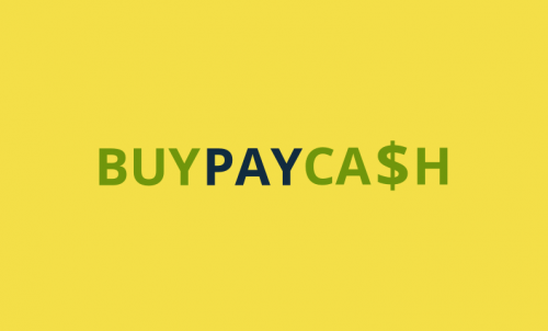 Buypaycash - E-commerce startup name for sale