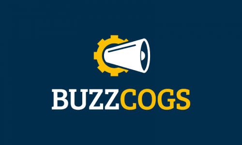 Buzzcogs - Media startup name for sale