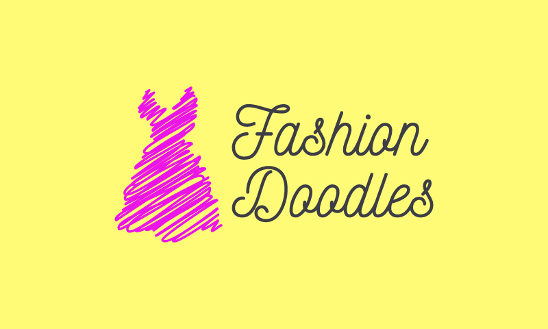 Fashiondoodles - Beauty startup name for sale