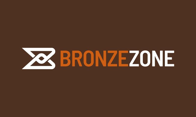 Bronzezone